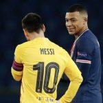 Mbappé muestra su admiración por Messi