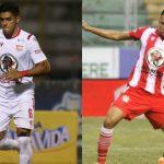El Santos de Brasil se interesa en dos seleccionados Sub-23 del Vida