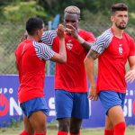 Rubilio Castillo marca doblete en amistoso del Royal Pari