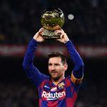 Messi aglutina los grandes récords del Barça y de la Liga española