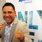 Óscar De La Hoya volverá al boxeo tras 13 años de retiro