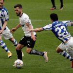 Valencia salva un punto ante el Alavés