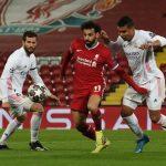 Sobrevive Real Madrid en Anfield y avanza a semifinales de la Champions