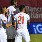 Olimpia derrota 3-1 a la Real Sociedad y es líder de la zona central