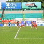 La UPN le empata 1-1 al Marathón en el Yankel Rosental