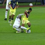 América pedirá a Concacaf la inhabilitación de Yustin Arboleda por la fractura contra Jesús López