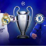 Duelo inédito entre el Real Madrid y el Chelsea en la Champions League