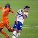 Boniek García capitán en el triunfo 2-1 del Houston Dynamo ante San José Earthquakes