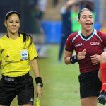 Árbitras hondureñas Melissa Pastrana y Shirley Perelló elegidas para los Juegos Olímpicos de Tokio 2021