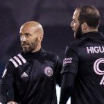 Inter Miami vence al Philadelphia con goles históricos de los hermanos Higuaín