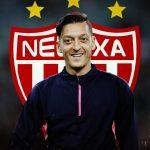 Mesut Özil, entre los nuevos inversores del Necaxa de la Liga MX