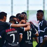 El Nacional de Bryan Róchez recupera la memoria y gana en Portugal