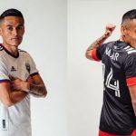DC United presenta al hondureño Andy Najar