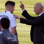 Los jugadores convocados por Zidane para la revancha contra el Liverpool