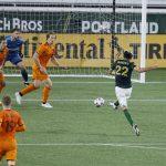 Houston Dynamo con Boniek García pierde contra Portland Timbers