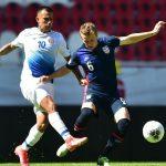 Costa Rica pacta un amistoso con Estados Unidos para el 9 de junio