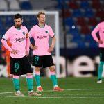 Barcelona empata de nuevo y empieza a despedirse de la liga española