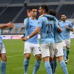 Manchester City gana al Newcastle con triplete de Ferrán Torres