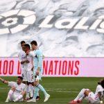 Real Madrid remontó al al Villarreal, pero no le ajustó para ganar la Liga
