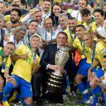 Brasil será la sede de la Copa América tras quedar fuera Argentina y Colombia