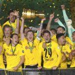 Borussia Dortmund se proclama campeón de la Copa de Alemania