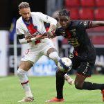 El PSG se aleja del título de Ligue 1 al empatar 1-1 con Rennes