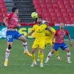 Cádiz y «Choco» Lozano logran apretado triunfo ante Granada