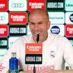 Zidane: «Hay momentos en los que te tienes que ir por el bien de todos»