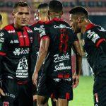 Alajuelense remonta para mantenerse invicto en Costa Rica