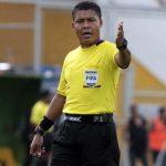 Armando Castro pitará la final de liguilla entre Motagua y Olimpia