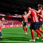 Atlético de Madrid vence a la Real Sociedad y acaricia el título