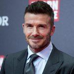 David Beckham accede al Salón de la Fama de la Premier League