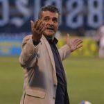 Diego Vázquez le responde a Troglio: «Es un cara dura, y todas las veces que lo han ayudado»