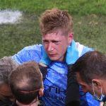 Kevin De Bruyne sufrió dos fracturas en el rostro y se perdería la Eurocopa