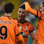 Cristiano Ronaldo se reencuentra con el gol y rescata a la Juventus