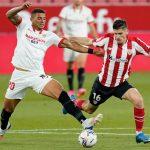Sevilla pierde ante Athletic y sale de la pelea por la liga española