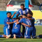El Victoria golea 4-1 al Olancho FC y es el primer finalista del Clausura de la Liga de Ascenso