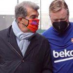 Con una condición, Ronald Koeman seguirá una temporada más en el Barcelona