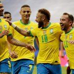 Brasil golea 3-0 a Venezuela en su estreno en la Copa América
