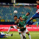 Paraguay domina y remonta a Bolivia para liderar el grupo A de la Copa América