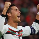 Cristiano Ronaldo se convierte en el máximo goleador de la historia de la Eurocopa