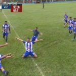 Victoria vence 2-0 al Atlético Pinares y tiene un pie en Liga Nacional
