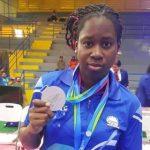 Keyla Ávila representará al Taekwondo hondureño en Juegos Olímpicos Tokio 2021