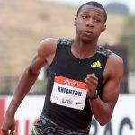 Atleta estadounidense supera récord que impuso Bolt a los 17 años