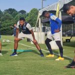 Honduras entrena en Atlanta para el amistoso ante México