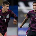 Los mexicanos Carlos Salcedo y César Montes son baja para amistoso contra Honduras