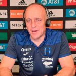 Fabián Coito: «Mis jugadores estuvieron por encima de los mexicanos»
