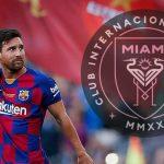 Messi y el Inter de Miami de la MLS han tenido conversaciones para su fichaje