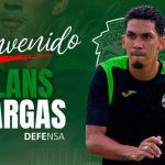 Marathón confirma la contratación de Allans Vargas