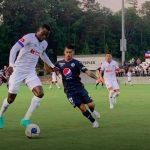 Motagua y Olimpia empatan sin goles en un intenso clásico en Charlotte